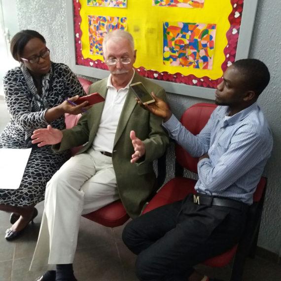 MACTE On-Site Verification Exercise at Greensprings Montessori Centre (GMC), Gbagada Lagos