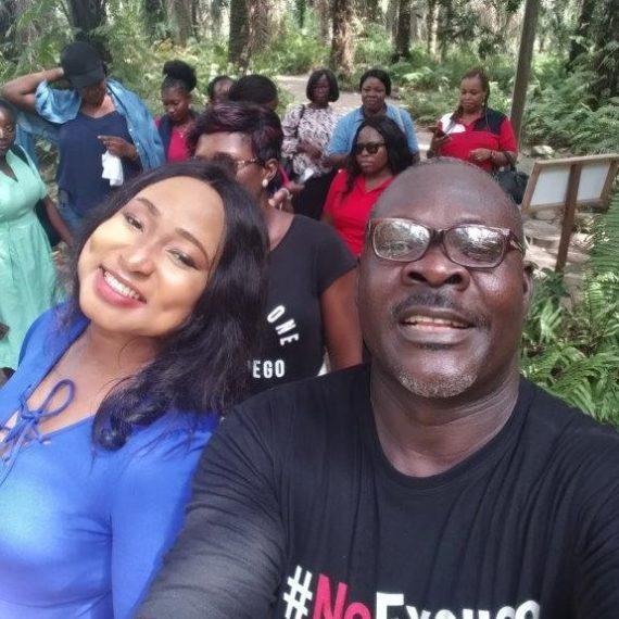 Excursion of September 2019 Batch to Lufasi Nature Park, Lekki